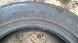Set of 4 x Winter Tyres