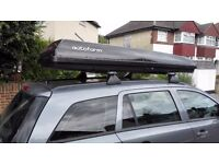 Large roof box available to rent if You need one for your holiday - only £7/day