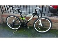 "20"" carrera mountain bike"