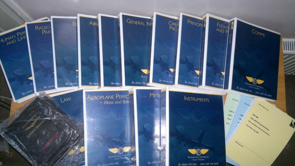 easa atpl bcft 4th edition textbooks training manuals and jeppesen