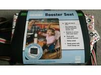 BABY'S POLAR GEAR GO ANYWHERE CHAIR BOOSTER SEAT