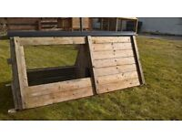 Broody Coop for hen with new chicks