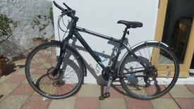 Viking Urban Legend town and trail bike with 18inch frame, good condition