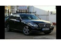 PCO REGISTERED AND INSURED Mercedes- E CLASS FOR HIRE