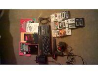 spectrum zx 2 computer retro console and accessories