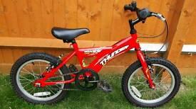 "Dawes 16"" wheel child's bike"