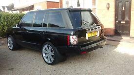 Range Rover Vouge 3.6 V8 Autobiography. 2007 highest spec possible
