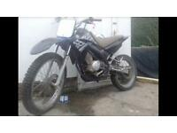 Yamaha xt 125 field bike