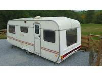 Genius 500/5 berth caravan by coachman
