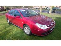 CITROEN C5 1.6 HDi 16V VTR 5dr (red) 2005