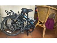 Raleigh Ladies Folding Bike - Excellent Condition