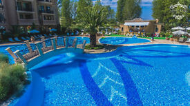 Holiday 2 bed Apartment, self catering, Sunny Beach, Bulgaria