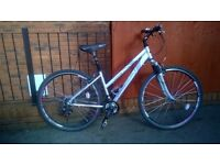Ladies Apollo Co fez Bike.. Very Attractive and Comfortable with Suspension on Seat and Forks... £69