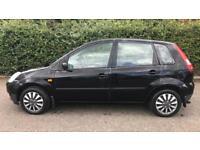 CHEAP DIESEL FORD FIESTA 5 DOOR 1.4L TDCI (2004) year mot reliable family car