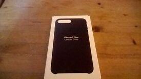 genuine Apple i phone 7 plus case