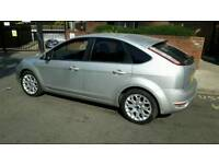 Ford focus zetec, 1.8, petrol, Silver, 5 door, manual