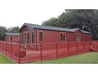 Holiday Lodge for sale at Yaxham Waters Holiday Park Norfolk great fishing and steam trains & Bistro