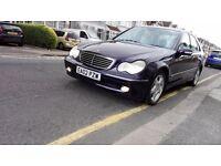 Mercedes c 270 cdi auto full service history