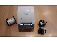 Brother QL-500 label printer (inc P&P)