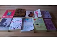 10 ROMANCE BOOKS FOR SALE