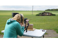 Rifle Shooting: Not Just for the Boys! Skill At Arms Beginners Experience New date! 8/10/17