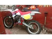 KTM 250 LOOK