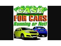 CASH PAID FOR your unwanted cars