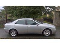 Alfa Romeo 156 JTD 16v Lusso**Diesel**Full Years MOT**Great Running Alfa for ONLY £1595