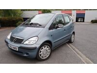 MERCEDES A CLASS A160 DIESEL - CHEAP TAX - OVER 50 MPG