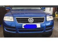 VW TOUAREG 3.2 V6 LPG 2004