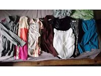 Bundle of clothes Zara, H&M,Next