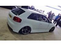 "19"" Audi rotors alloy wheels 5x112"