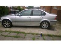 Reg. 2003, 1 year MOT, 4 brand new Dunlop tyres, 3 set of original keys, well maitain car