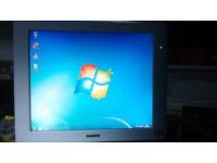 "Sony SDM-S71R - LCD monitor - 17"""