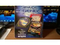 3 OLD GAMES. FIELDS OF GLORY. A-TRAIN. SPACE LEGENDS.