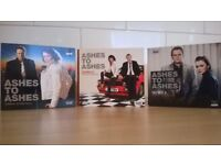 Ashes to Ashes Soundtracks