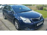 Toyota avensis tr diesel 2009 new shape
