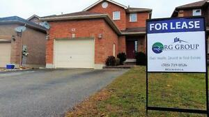 Attractive 3 Bedroom Home in South West Barrie