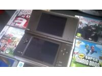 (like new) Nintendo dsi xl games console only used a handfull of times