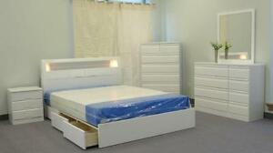 QUEEN BED ONLY SALE