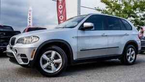 2011 BMW X5 XDRIVE 35i, LEATHER, PANORAMIC