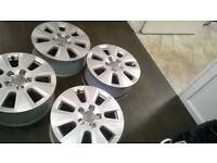 16 INCH 4X , Audi alloys