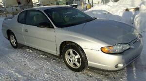 ***ONLY 169KM***Chevrolet Monte Carlo**ONLY $2145***