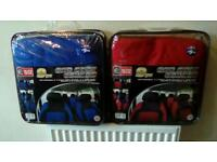 New 9 PC car seat covers sets