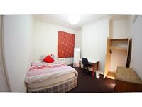 Female London House Flat Share, Double Size Rooms at Single Price -- mint pie