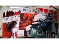 American Vampire, Vols. 1-3 Graphic Novel Job Lot