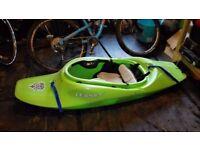 Dagger Crazy 88 Playboat Kayak