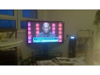Panasonic Viera TV 50 inch Excellent Condition with Stand.