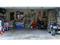 Garage for sharing