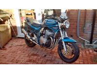 Suzuki bandit 600 mk1 1998
